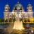 噴水 · アレクサンダー広場 · ベルリン · ドイツ · 建物 · 市 - ストックフォト © elxeneize