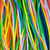 colourful plastic toy cables stock photo © elxeneize