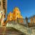 the cathedral of ragusa ibla at night stock photo © elxeneize