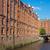 buildings in the speicherstadt stock photo © elxeneize