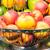 pêssegos · fresco · mesa · de · madeira · frutas · fundo · verão - foto stock © elxeneize