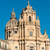 the baroque cathedral in ragusa stock photo © elxeneize