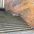 escaleras · Praga · casa · edificio · nieve · castillo - foto stock © elxeneize