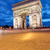 Párizs · metró · nagysebességű · metró - stock fotó © elxeneize