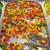 salada · ingredientes · bufê · diferente · comida · saúde - foto stock © elxeneize
