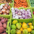 different vegetables and fruits stock photo © elxeneize