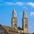 kerk · Zürich · protestants · Zwitserland · een · drie - stockfoto © elxeneize