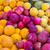 perziken · markt · zachte · focus - stockfoto © elxeneize