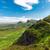 open landscape on the isle of skye stock photo © elxeneize