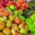 tomatoes sweet pepper and salad stock photo © elxeneize