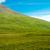пород · горные · декораций · зеленый · небе - Сток-фото © elxeneize