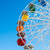 ferris wheel on a fair stock photo © elxeneize