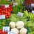 サラダ · カリフラワー · トマト · ハーブ · プレート · 食品 - ストックフォト © elxeneize