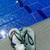 green flip flops at a pool stock photo © elxeneize