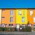 sarı · mıknatıslar · Berlin · Almanya · imzalamak - stok fotoğraf © elxeneize