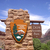 entrance to zion national park stock photo © emattil