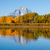 reflections of grand tetons in fall stock photo © emattil