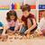 children playing with blocks stock photo © emese73