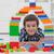 мало · мальчика · играет · Cute · ребенка - Сток-фото © emese73