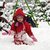 little girl playing in the snow stock photo © emese73