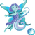 lucht · geest · cartoon · stijl · natuur · kind - stockfoto © ensiferrum