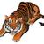 roaring tiger stock photo © ensiferrum
