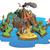 fabelachtig · waterval · illustratie · fairy · landschap · water - stockfoto © ensiferrum