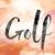 golf · égbolt · fű · mező · kék · klub - stock fotó © enterlinedesign