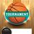 vector · baloncesto · torneo · plantilla · ilustración · archivo - foto stock © enterlinedesign