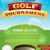 vector · golf · torneo · invitación · diseno · agradable - foto stock © enterlinedesign