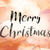 merry christmas colorful watercolor and ink word art stock photo © enterlinedesign