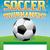 vector · torneo · de · fútbol · ilustración · agradable · diseno · evento - foto stock © enterlinedesign