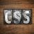 css · Metall · Buchdruck · Typ · Wort · geschrieben - stock foto © enterlinedesign