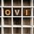 movie concept wooden letterpress type in drawer stock photo © enterlinedesign