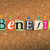 benefit concept pinned letters illustration stock photo © enterlinedesign