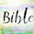 bible colorful watercolor and ink word art stock photo © enterlinedesign