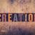 создание · слово · написанный · Vintage · тип - Сток-фото © enterlinedesign