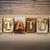 status concept letterpress theme stock photo © enterlinedesign
