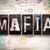 マフィア · 赤 · 白 · 法 · 暴力 - ストックフォト © enterlinedesign