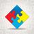 autizmus · tudatosság · hónap · szavak · kirakós · játék · darabok - stock fotó © enterlinedesign