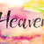 heaven concept watercolor theme stock photo © enterlinedesign