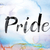 pride colorful watercolor and ink word art stock photo © enterlinedesign