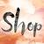 winkel · aquarel · woord · kunst · geschreven · witte - stockfoto © enterlinedesign