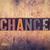 chance concept wooden letterpress type stock photo © enterlinedesign
