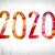 2020 concept watercolor word art stock photo © enterlinedesign
