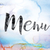 menü · színes · szó · művészet · írott · fehér - stock fotó © enterlinedesign