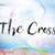 the cross colorful watercolor and ink word art stock photo © enterlinedesign