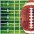 bağbozumu · amerikan · futbol · top · alan · futbol · sahası - stok fotoğraf © enterlinedesign