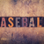 oude · vintage · baseball · houten · bat · honkbalknuppel - stockfoto © enterlinedesign