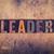 lider · ahşap · tip · kelime · yazılı - stok fotoğraf © enterlinedesign